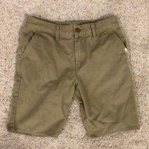 Quiksilver men's shorts 29